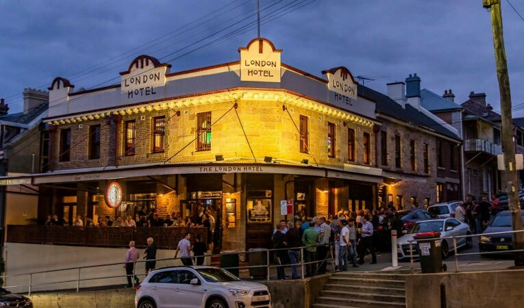 Iconic Balmain pub The London snapped up for $8.5m