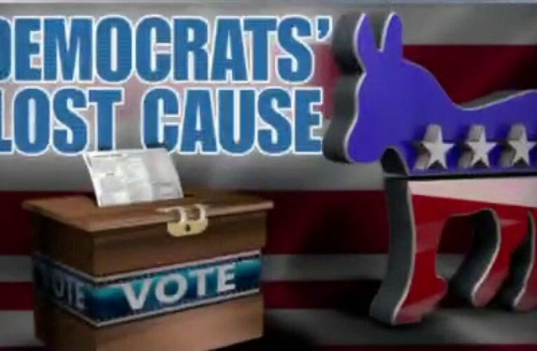 Jesse Watters slams Texas Democrats who fled to DC, says their 'talking points are empty'