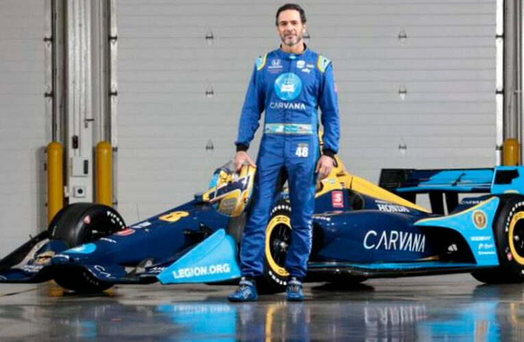Jimmie Johnson considering Indy 500 entry next year … if his wife lets him