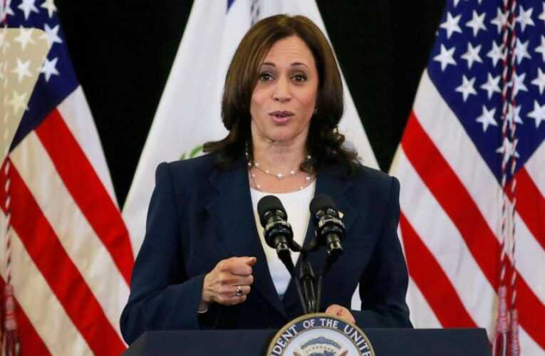 Kamala Harris announces DNC investing additional $25 million in voting rights initiative