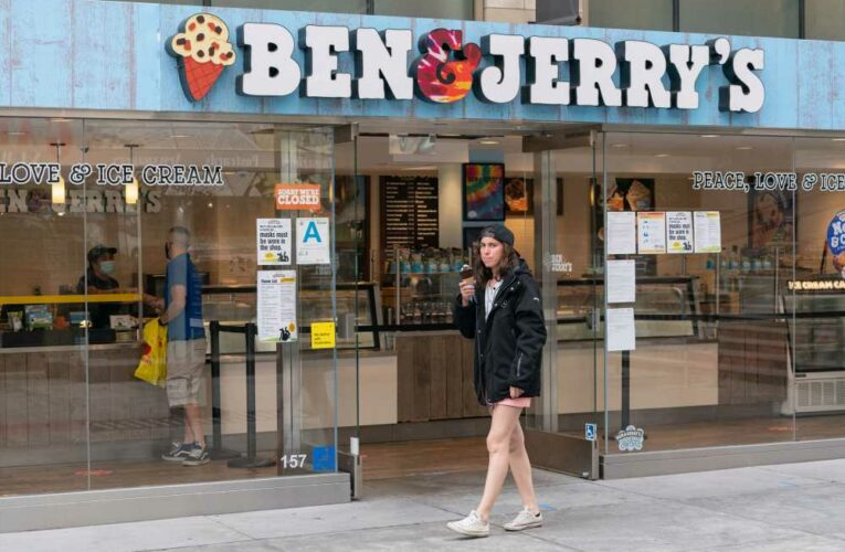 Longtime Ben & Jerry's contractor quits over West Bank sales ban