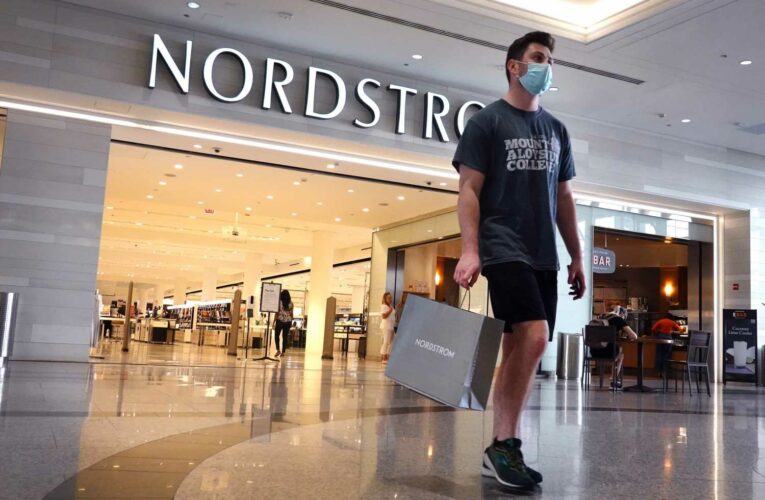 Nordstrom's big annual sale is here, and the department store chain needs a boost now more than ever