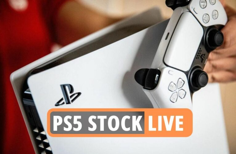 PS5 UK stock checker – Game to put 8,000 Playstation consoles on sale TODAY, plus latest at Argos, Smyths and more