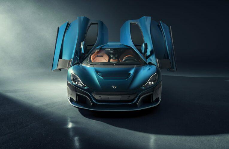Porsche to create hypercar company with Bugatti and Croatian electric vehicle maker Rimac