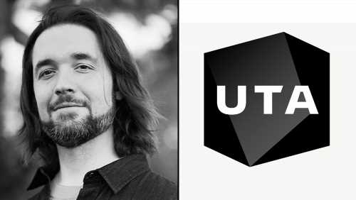 Reddit Co-Founder Alexis Ohanian Signs With UTA
