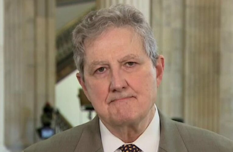 Sen. Kennedy 'disgusted' by Biden's inaction on Cuba: All he did was send out a 'press release'