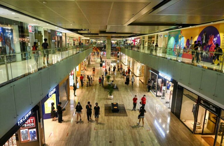 Singapore retailers are reeling from further Covid measures as sales drop 70% for some