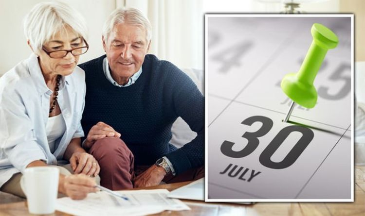 State pension UK: Payments will arrive early next week for certain pensioners – check now
