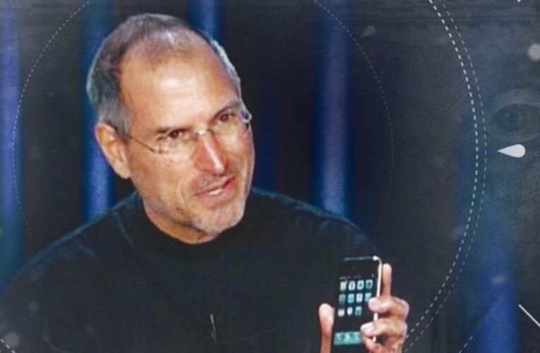 Steve Jobs' 1973 job application is up for auction as an NFT