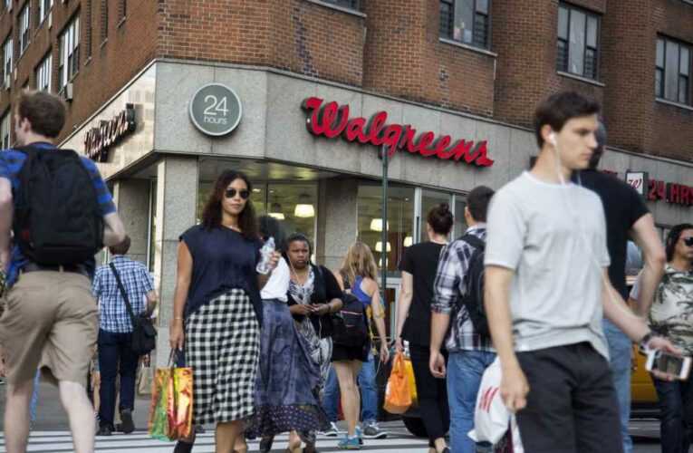 Stocks making the biggest moves midday: Didi, Walgreens, ZipRecruiter and more