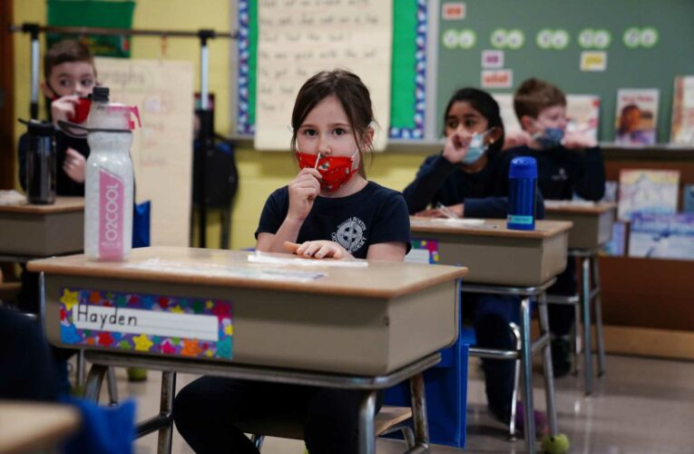 Top U.S. doctors say kids need masks and social distancing in schools this fall