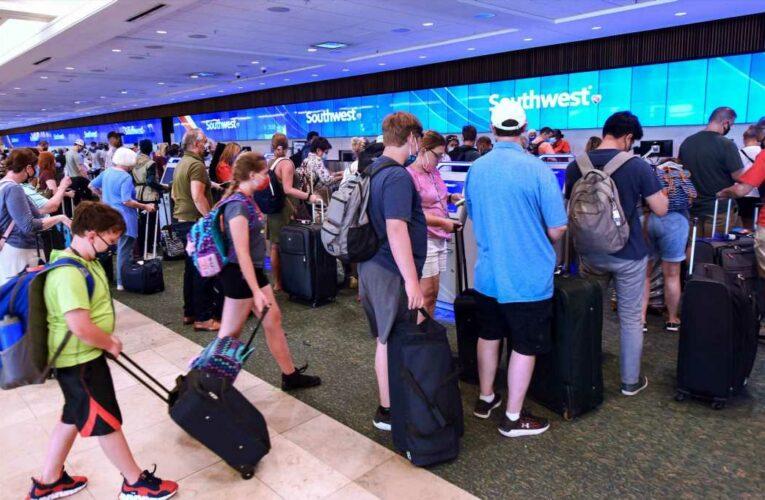 U.S. issues 'do not travel' advisory for UK over rising Covid-19 cases