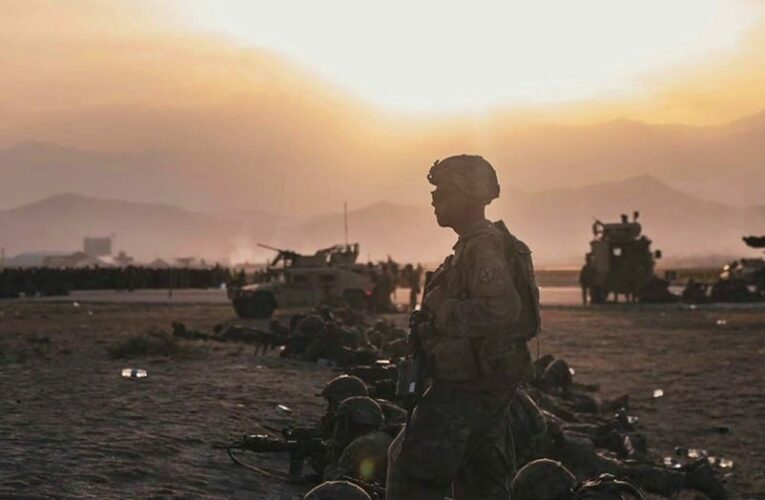 Afghanistan collapse: US has processed almost 5,000 for evacuation from Kabul