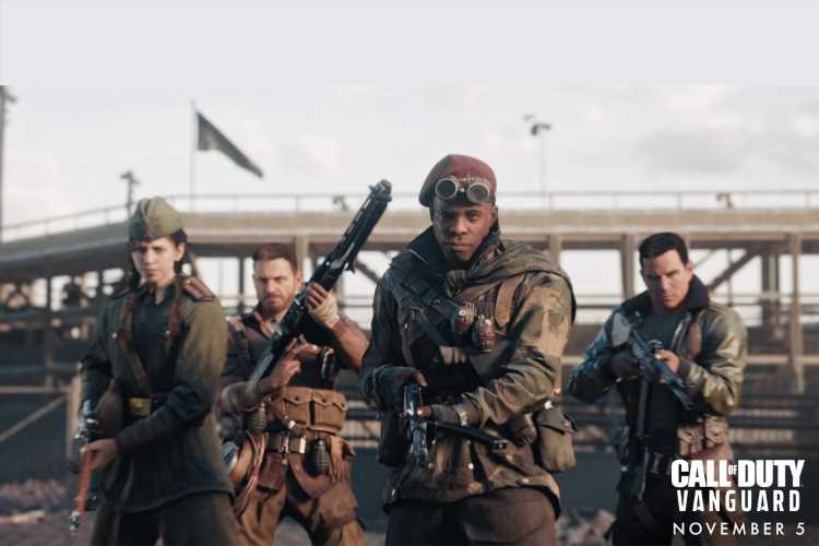 Call of Duty: Vanguard multiplayer reveal – when and where to watch