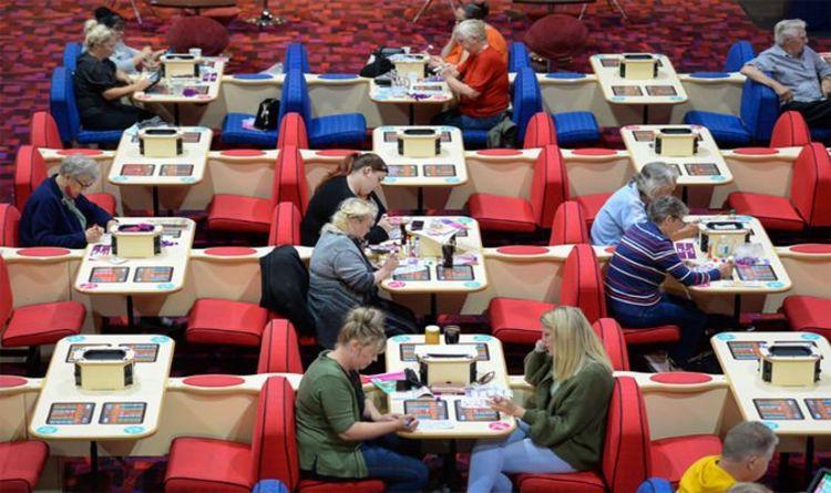 Casino and bingo giant Rank racks up huge money loss