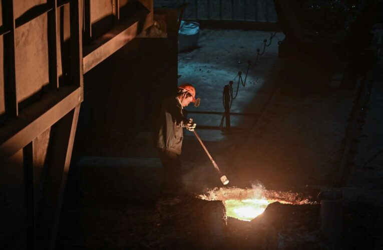 China wants to curb steel production. Some say it's 'virtually impossible'