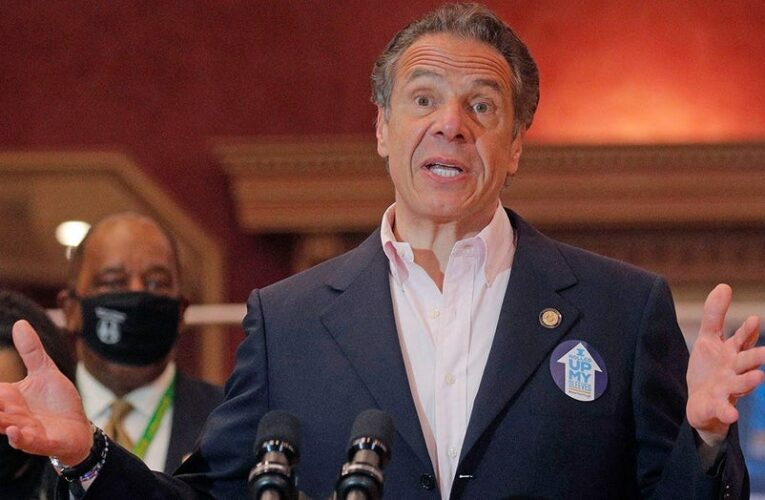 Cuomo executive assistant comes forward, alleges NY governor 'broke the law'