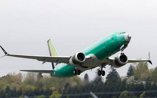 DGCA lifts ban on Boeing 737 MAX airplanes