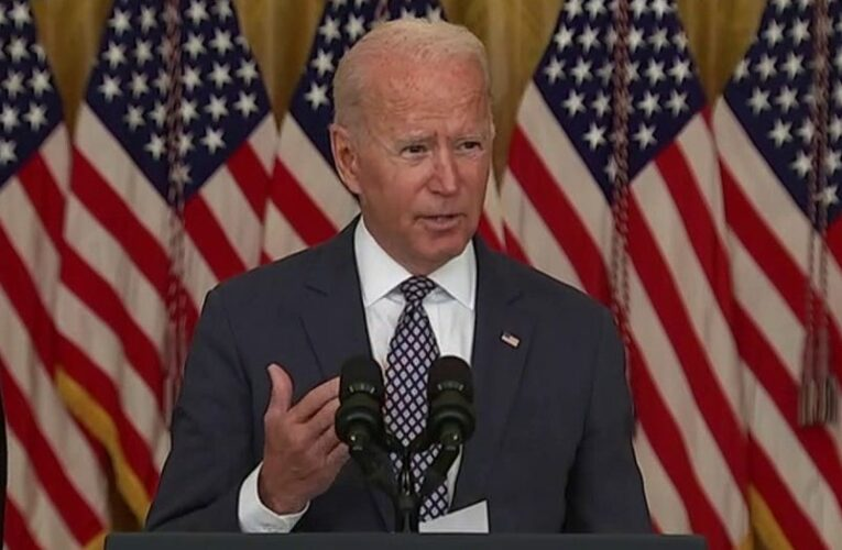 Deroy Murdock: Brace for an epic fail — Biden's twin messes, in Afghanistan, and at the border, could merge