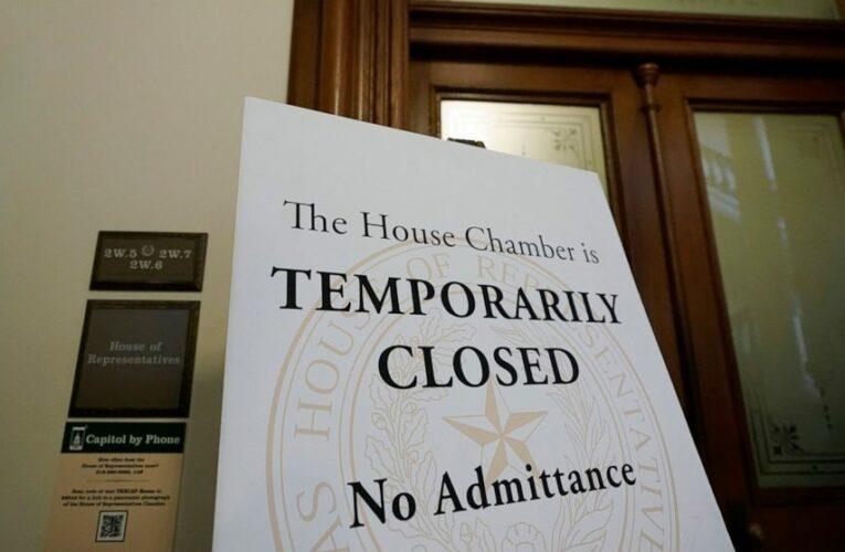 EXPLAINER: Texas GOP enlists law enforcement to end standoff