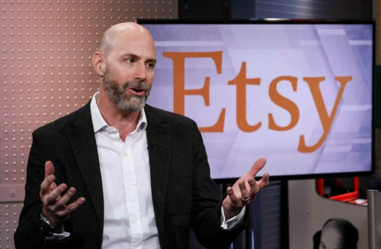 Etsy CEO touts fashion resale app Depop acquisition, opportunity to reach young shoppers