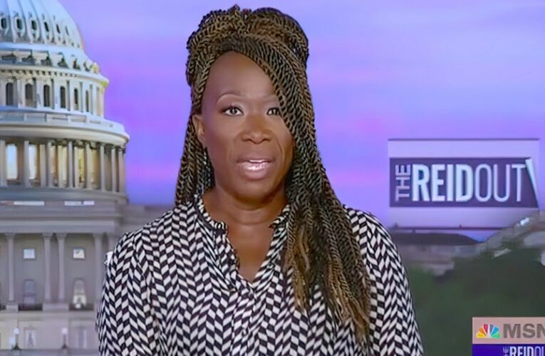 Joy Reid excuses U.S. faltering in Afghanistan: 'We can't even make our own democracy fully work'
