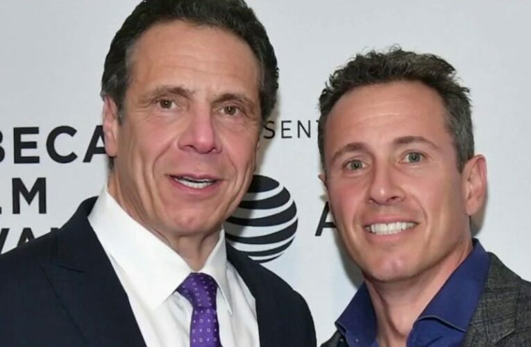 Left-wing media, including Chris Cuomo, swooned over 'Love Gov' Andrew Cuomo before harassment scandal