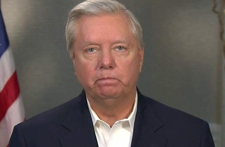 Lindsey Graham slams Biden Afghanistan speech: 'No one to blame but himself'