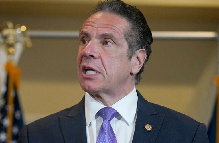 New York's major newspapers agree: Andrew Cuomo 'has to go'