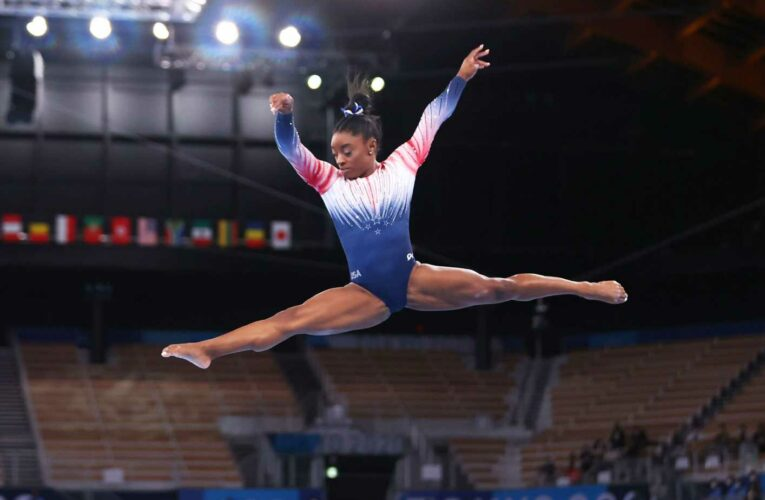 Simone Biles' return helped Tokyo Olympics viewership, but the average stays at 16.8 million viewers