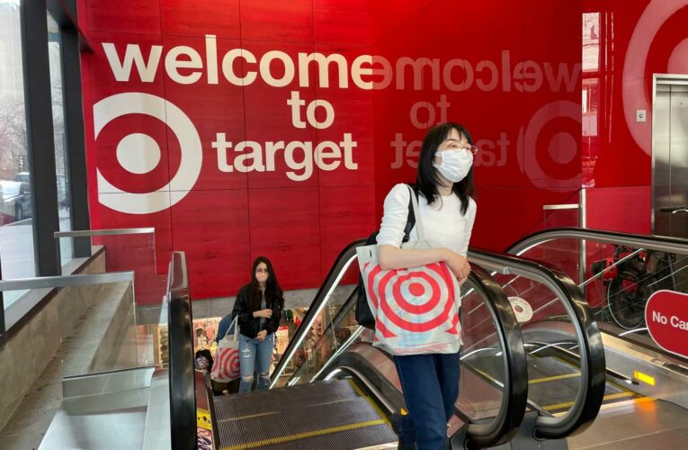 Target to enforce masks for store workers in high-risk counties