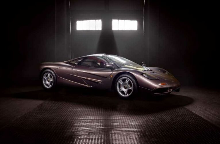 The 10 most expensive cars that sold at Monterey Car Week