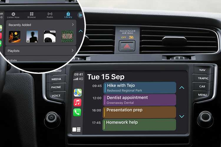 What is Apple CarPlay? How to turn your car into a moving iPhone