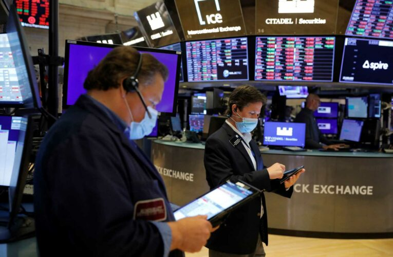 What to watch today: Dow set to add to Friday's gains; bond yields also rise