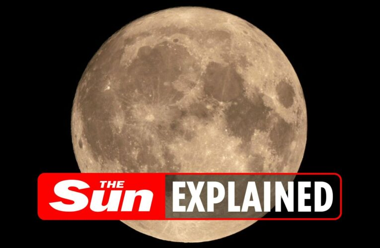 When is the next full Moon? All the 2021 dates including August's Blue Moon