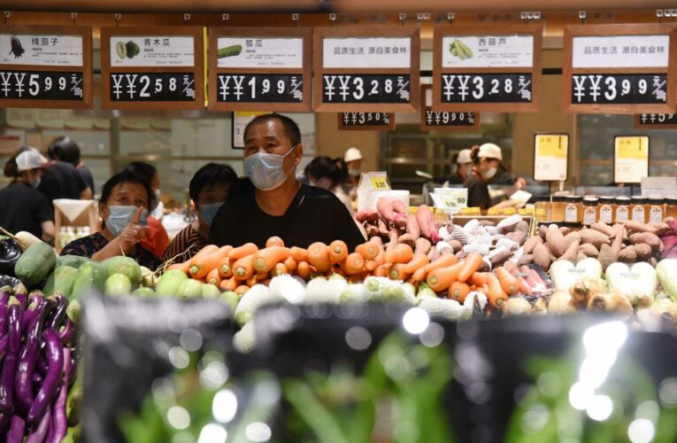 Asia's food spending is set to double to more than $8 trillion by 2030, report finds