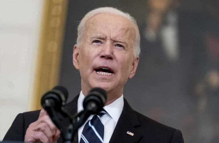 Biden Tells Top Democrats He's Preparing Lobbying Blitz on Filibuster Reform, Voting Rights