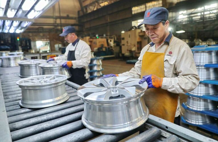 China's factory prices rise at fastest pace since August 2008