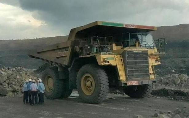 Coal India starts pilot project to replace diesel with LNG in dumpers