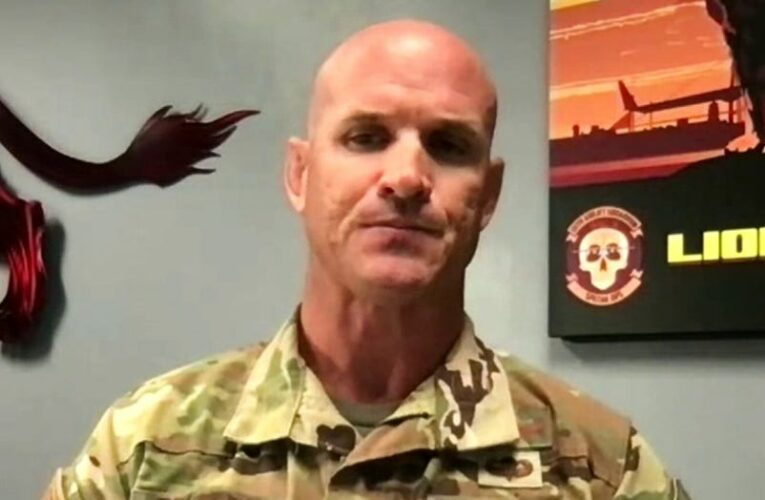 Commander who led final flights out of Kabul describes his 'surreal' experience on 'America's Newsroom