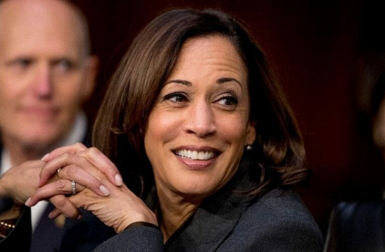 Harris says CBP on horseback 'evoked' images of slavery, in chaotic 'The View' interview