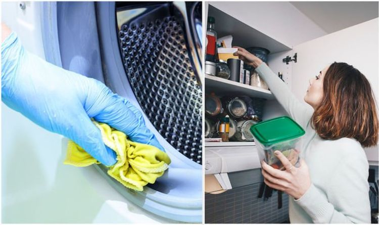 How to clean inside your washing machine – Mrs Hinch fans praise 3 simple household items