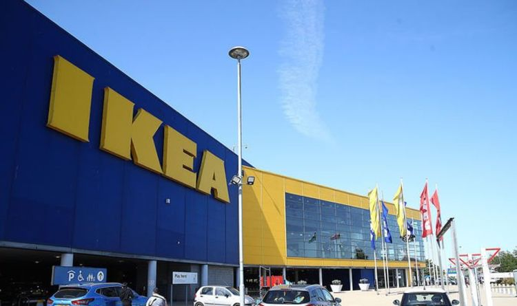 Ikea struggles to stock shelves after HGV driver shortage hits supply chain