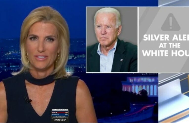 Ingraham: Biden administration 'lost in their delusions and missing in action'