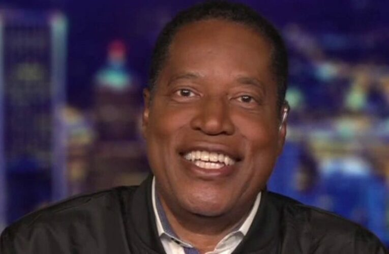 Larry Elder: California issues don't have color, don't have party