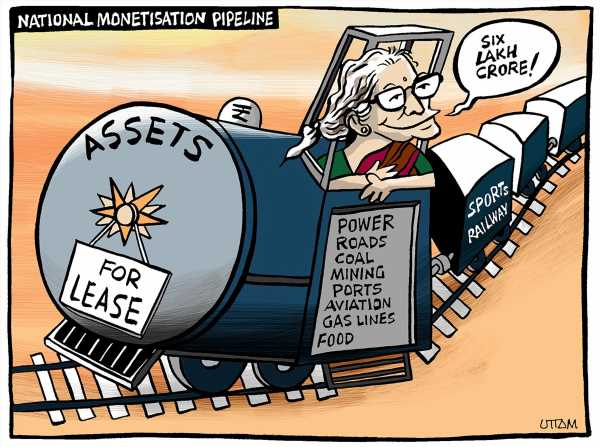Modi Sarkar Isn't Allergic to Privatisation