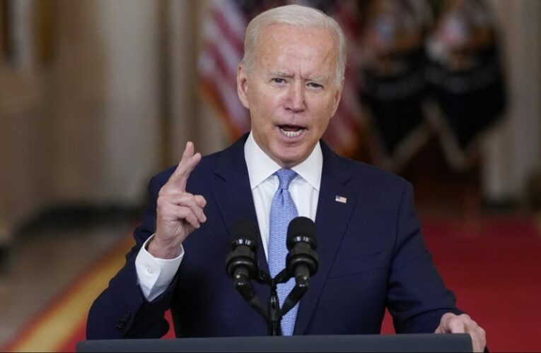 Newt Gingrich: Angry Biden blames Americans for his failures
