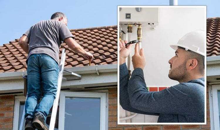 Property: Save over £11k on repairs this autumn by spending just £220 on your home