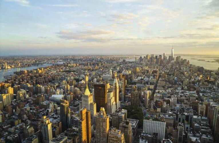 The New York City Recovery Index: May 24