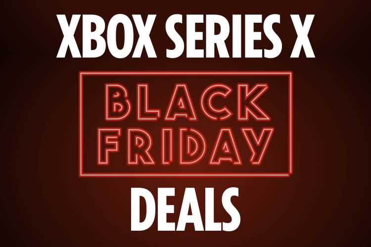 XBox Series X Black Friday 2021 Deals: What To Expect  | The Sun UK